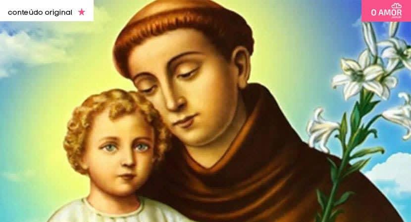 """Santo Antônio """"casamenteiro"""" e protetor dos humildes conto com a sua graça e o seu amor"""