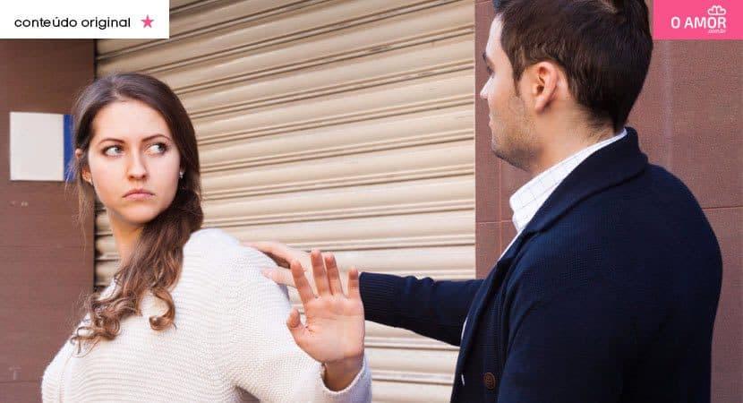 7 sinais de que ele está manipulando você