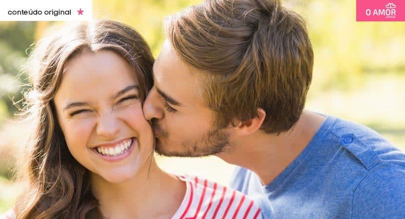 Felicidade é descobrir em quem a gente ama um amigo para todas as horas