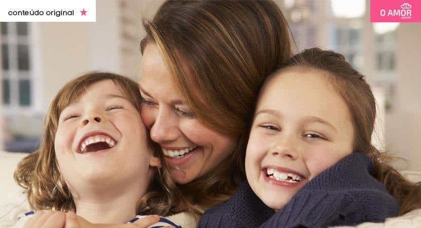 Não existe nada mais importante para uma mãe do que a felicidade de um filho