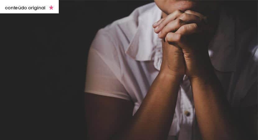 Não tenha medo tenha fé você vai superar essa dificuldade com as graças de Deus