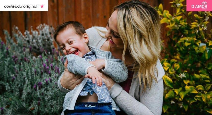 O maior orgulho de uma mãe é ver um filho realizando