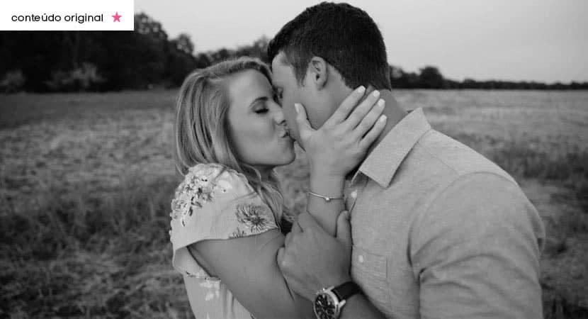 Quando é amor nada é capaz de separar duas pessoas comprometidas em se fazerem felizes