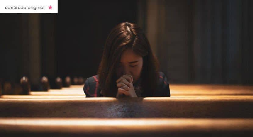 Quando você aceita Deus tudo em sua vida muda para melhor