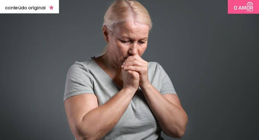 Uma mulher de oração não tem medo