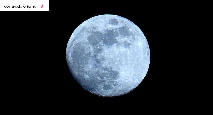 Lua Azul em 1º de outubro período para agradecer e se preparar para as transformações que virão