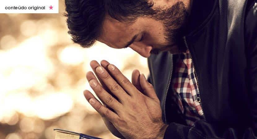 Pai abençoe o meu caminhar e não permita que nada abale a minha fé