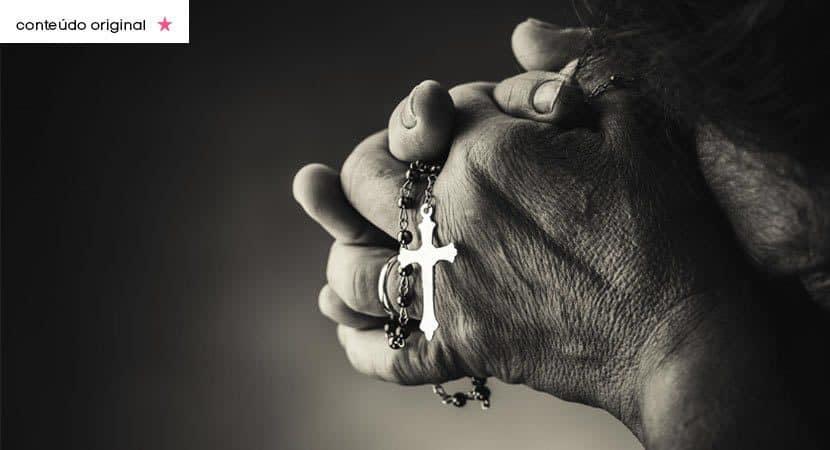 Senhor restaure as minhas forças e não permita que nenhum mal me aconteça