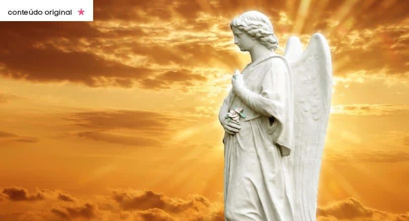 Nesta noite anjos abençoarão a sua família e o seu lar com amor cura e libertação