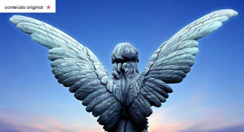Os anjos do Senhor estão guiando sua jornada com saúde força e milagres