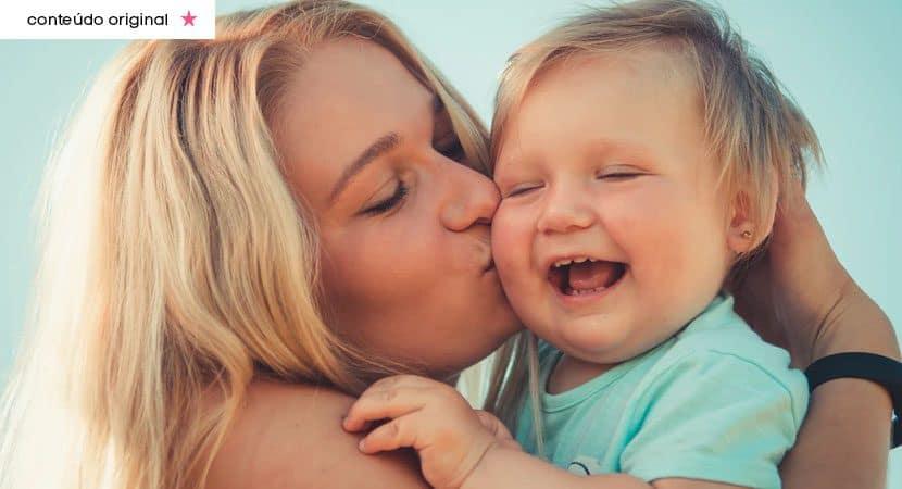 O filho que ouve o que a mãe tem a dizer sofre menos na vida
