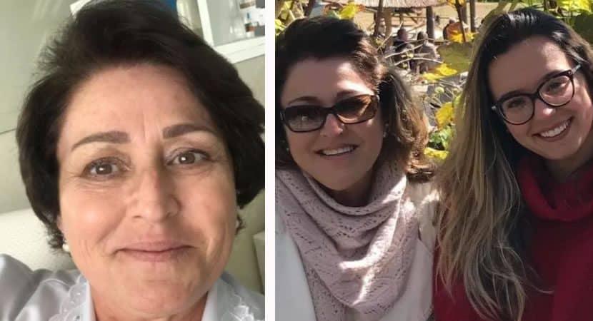 Capa Apos perder mae medica por Covid 19 filha a honra seguindo seus passos na Medicina