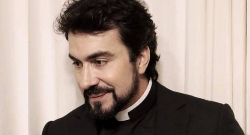 Capa Eu nao temo o silencio Quem me educou foi a solidao Padre Fabio de Melo