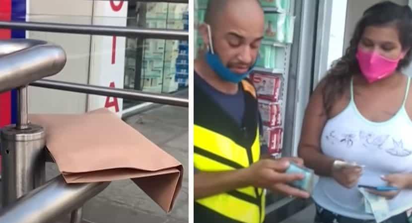 Capa Motoboy devolve dinheiro que encontrou na porta de banco para mae realizar festa do filho