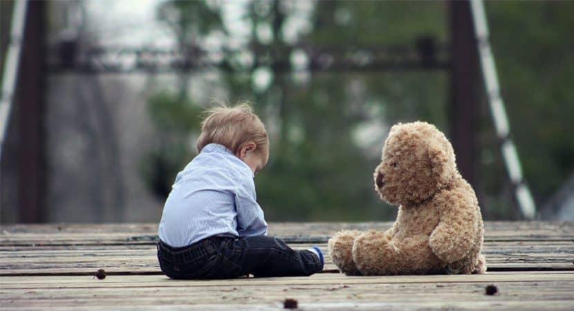 Quando falta amor na infancia o que pode acontecer conosco