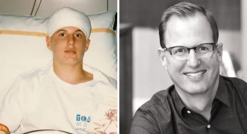 Capa Homem sofre ha 35 anos com diagnostico de cancer terminal Descobriu agora que a doenca nunca