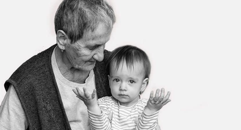Sogra e proibida de ver os netos apos furar orelhas de bebe sem a permissao da mae