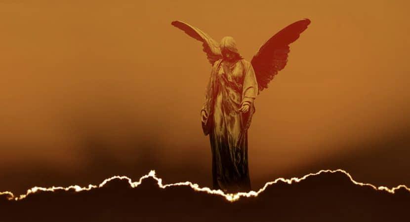 anjos pousarao capa