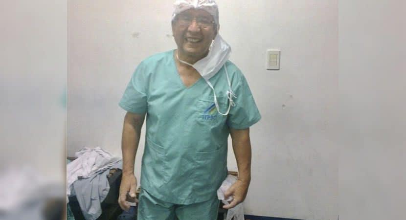 Medico aposentado volta a trabalhar na pandemia para ajudar pacientes Serei medico ate o fim