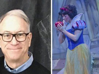 capafoi escrito ha 200 anos criativo da Disney defendeu beijo nao consensual em Branca de Neve