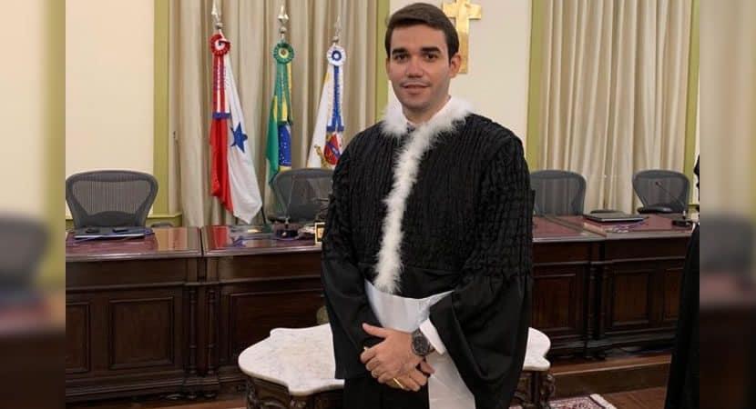 filho de lavadeira e carroceiro vence dificuldades e se torna juiz na Paraiba Merece nossos parabens