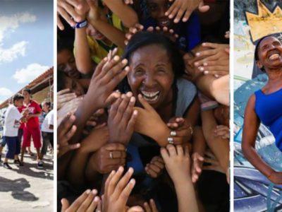 5 capa Analfabeta e ex gari mulher cria ONG que ja doou mais de 450 toneladas de comida e ajudou 7500 criancas