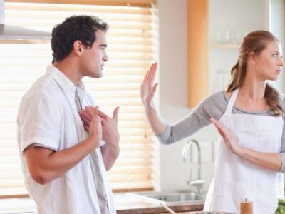 2 Homem chama futura esposa de preguicosa por ela querer ser dona de casa