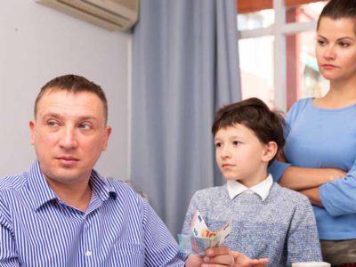 2 Nao aceito conta conjunta com meu namorado ele tem filhos e nao quero pagar as despesas deles