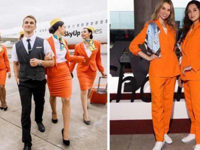 3 Capa Companhia aerea muda vestes de comissarias para trabalharem mais confortaveis Os tempos mudaram