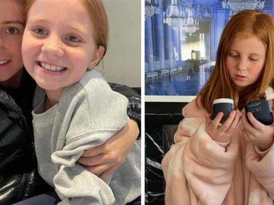 3 Capa Mae afirma que filha de 9 anos ja usa cremes antienvelhecimento e declara Isso a rejuvenesce
