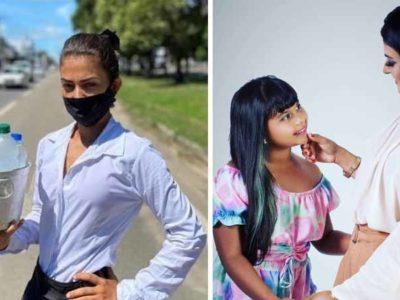 3 Capa Mae vende agua na BR sobrevive a atropelamento e precisa retornar para criar filha de 10 anos