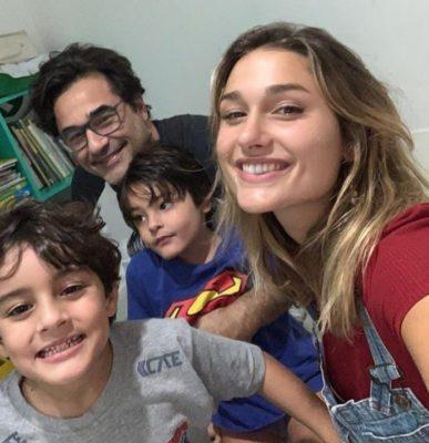 5 4 Luciano Szafir e Luhanna revelam viver relacao aberta mas com regras