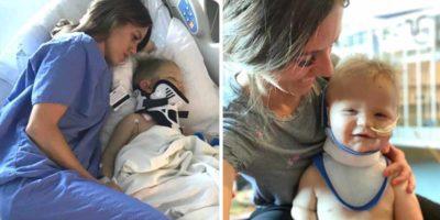 5 Capa Bebe de 1 ano tem recuperacao milagrosa apos ser atropelado e ficar entre a vida e a morte